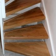 Ta bort matta på trappsteg